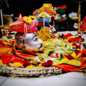 Kalsarp Puja In Trimbakeshwar Temple Nashik Maharashtra