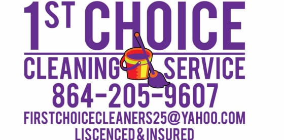 1St Choice  Cleaning  Service