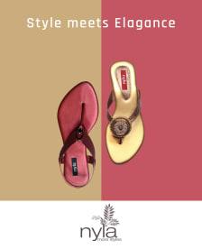 Nyla Footwear