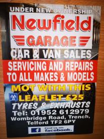 Newfield Garage