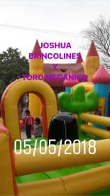Joshua Brincolines y Rocolas