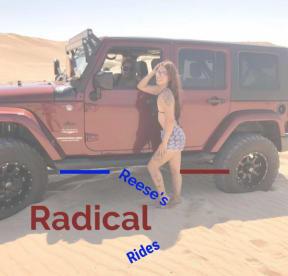 Reese's Radical Rides