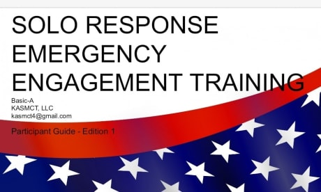 KASMCT, LLC- Active Shooter Mitigation/Consulting Training