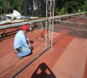 Ingeniería en Media y Baja Tensión y Equipos de Aire SA de CV