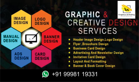 VK Designing and Printing