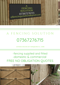 A Fencing Solution