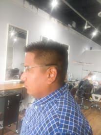 Michael @ The Original 24th Street Barbershop