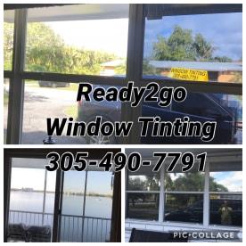 Ready 2 Go Window Tinting