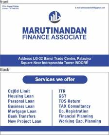 Marutinandan Finance Associate