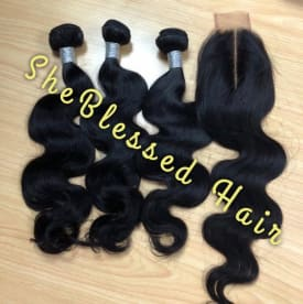 Sheblessed Hair