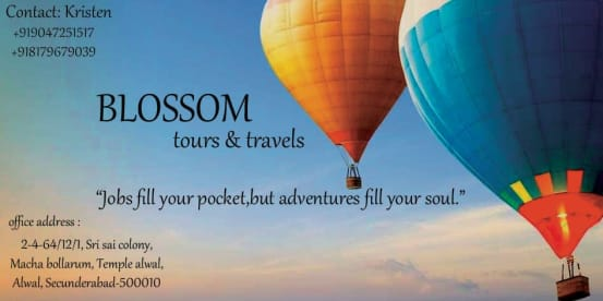 Blossom tours & travels