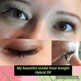 1 Eyelash At A Time