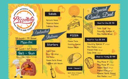 Pizzitalia & Burgers