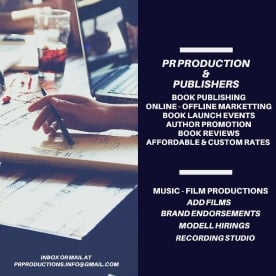 PR Productions And Publishers