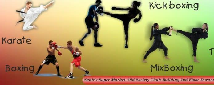 Ibrar Martial Arts Academy