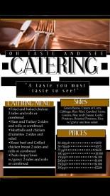 Oh Taste & See Catering