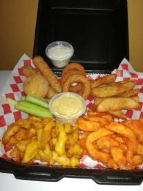 Happy-Chick Alitas & Burger