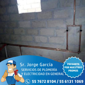 Plomería Y Electricidad García's