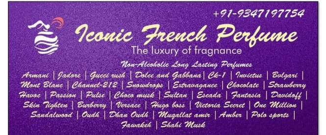 Iconic French Perfumes