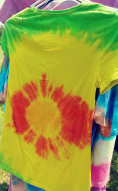 Tie Dye With A Purpose