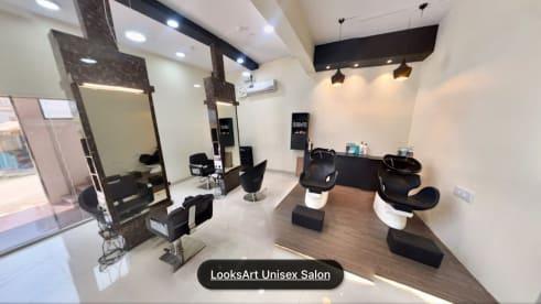 LooksArt Unisex Salon
