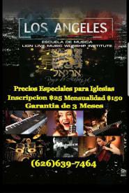 Lion Live Music Worship Institute