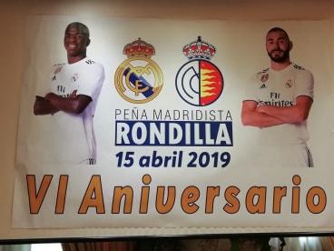 Peña Madridista Rondilla