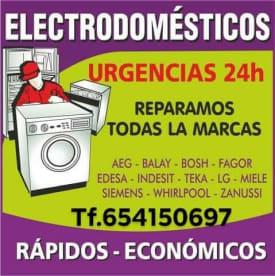 Reparación De Electrodomésticos Pamplona p
