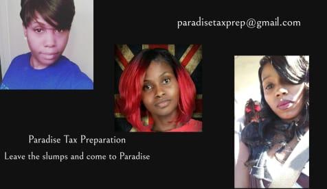 Paradise Tax Preparation