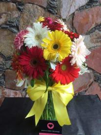 Envia flores con amor