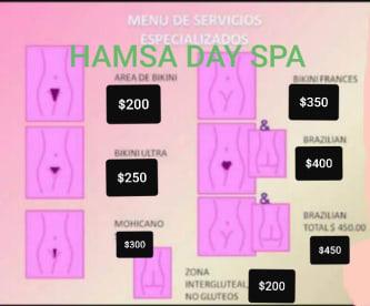 Hamsa day Spa