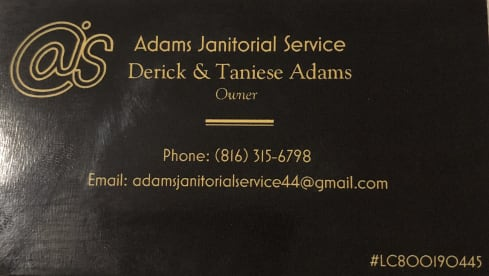 Adams Janitorial Service