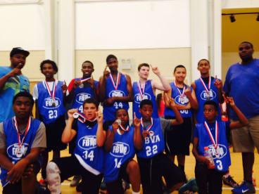 NSL Orlando Hoopstars Basketball