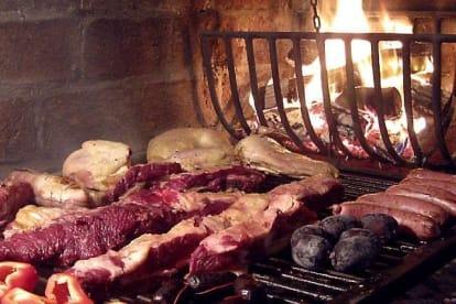 Barbecue Restaurant
