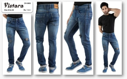 Scorpion Denims