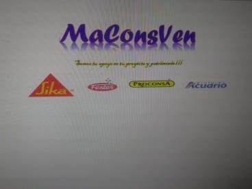 Maconsven  Tu Proyecto