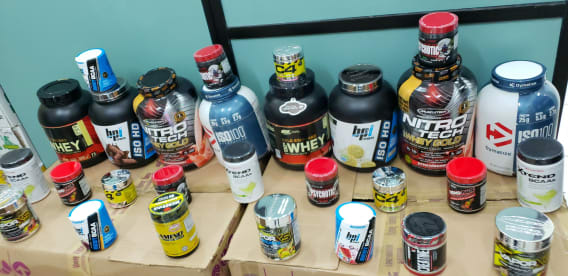 Vitamin & Supplements Store