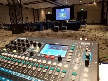 Audiovisual Equipment Rental