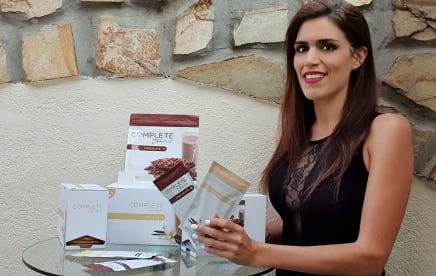 Susana Navarro and Healthy
