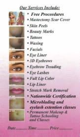 Permanent Makeup Clinic