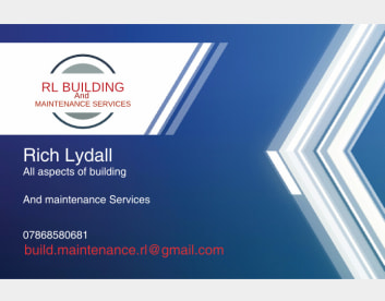 RL Building And Maintenance Services