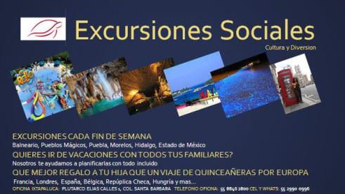 Excursiones Sociales