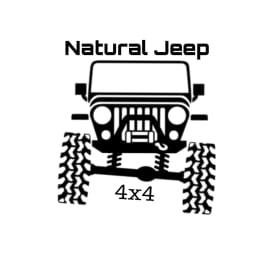 4X4 Natual Jeep