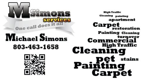 M.Simons Services