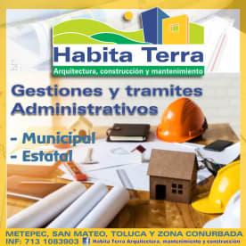 Habita Terra, arquitectura, construcción y mantenimiento