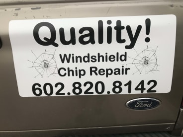 Quality Windshield Chip Repair