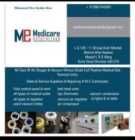 Medical Gas Pipeline Servicing