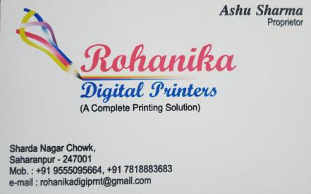 Printing & Scanning
