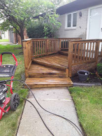 Mobile Power Washing Cleaning Services