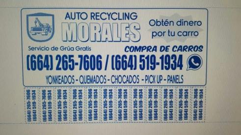 Recicladora Morales